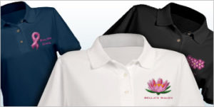 Clothing Embroidery on Polo