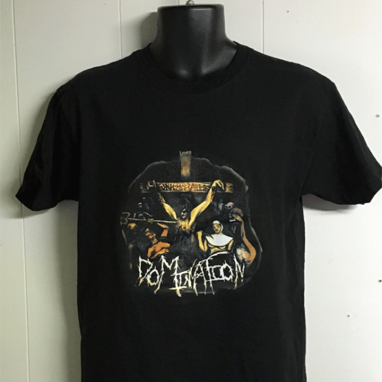 Full Color Band Shirt for Domination
